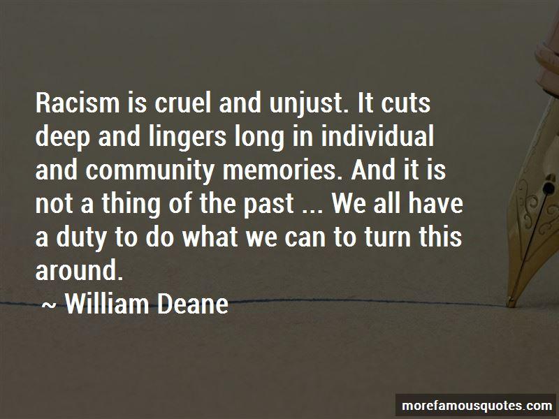 William Deane Quotes