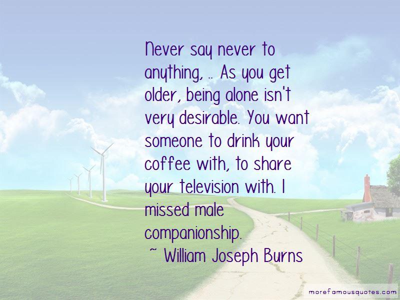 William Joseph Burns Quotes