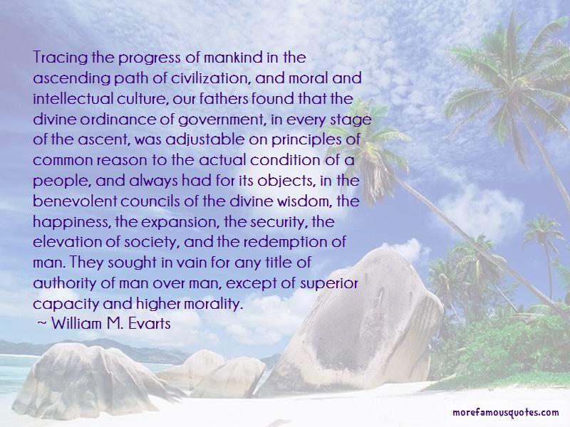 William M. Evarts Quotes Pictures 2