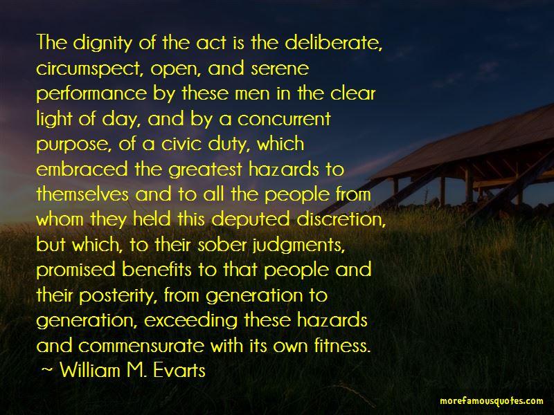 William M. Evarts Quotes Pictures 4