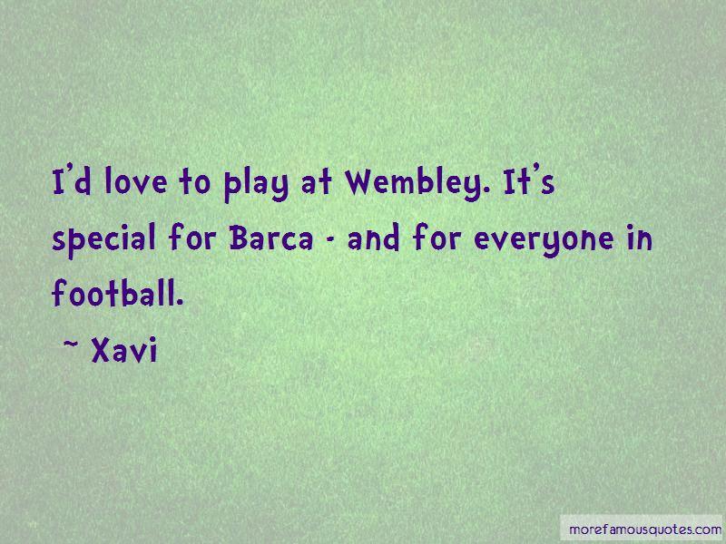 Xavi Quotes Pictures 2