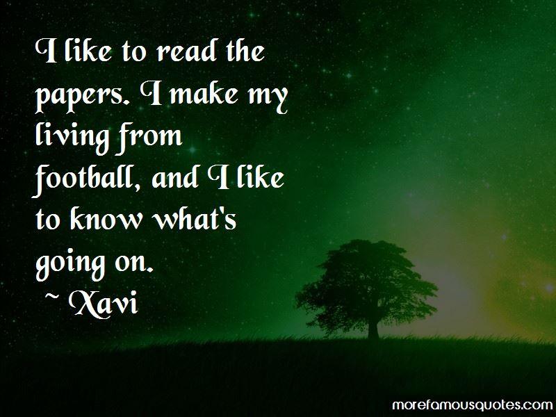 Xavi Quotes Pictures 4