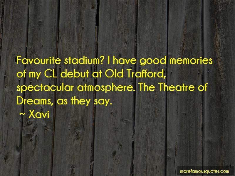 Xavi Quotes