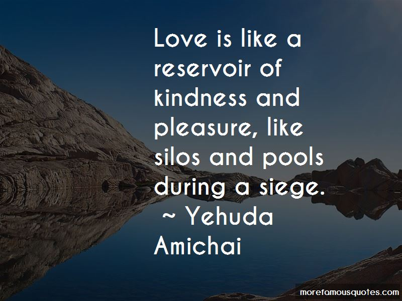 Yehuda Amichai Quotes Pictures 2
