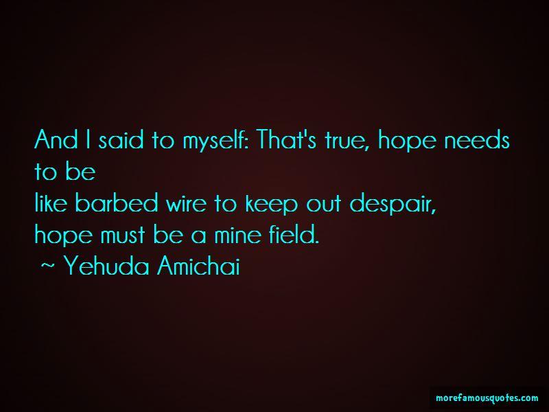 Yehuda Amichai Quotes Pictures 3