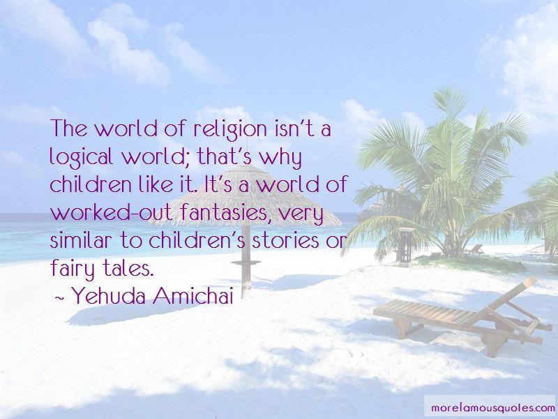 Yehuda Amichai Quotes Pictures 4