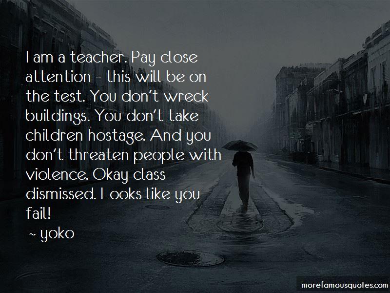 Yoko Quotes
