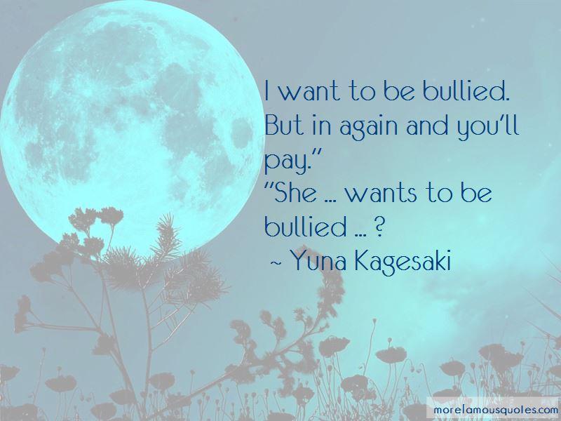 Yuna Kagesaki Quotes Pictures 2