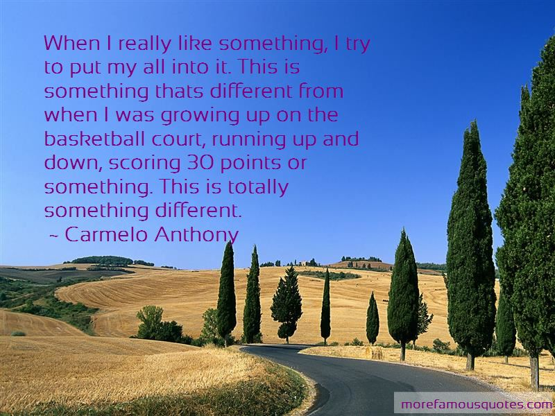 Quotes About Scoring In Basketball