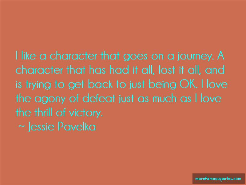Agony Of Defeat Quotes: Top 7 Quotes About Agony Of Defeat