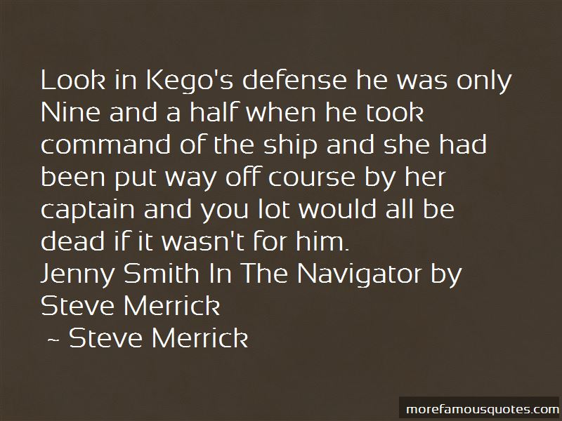 Captain Ej Smith Quotes
