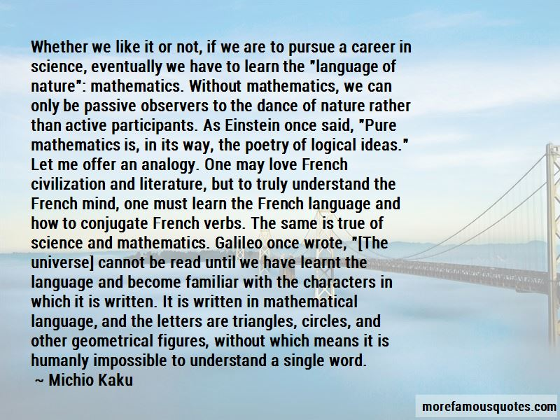 Geometrical Love Quotes