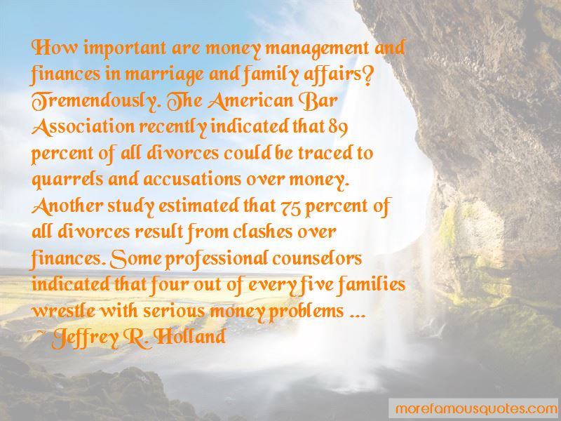 Marriage Money Problems Quotes Pictures 3