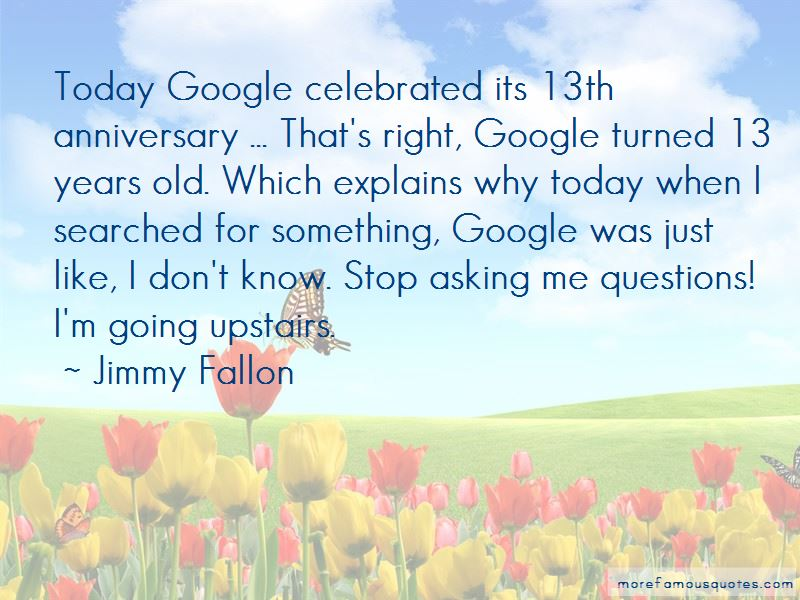 Quotes About 13th Anniversary