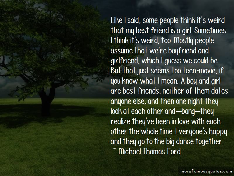 Quotes About A Boy And Girl Best Friends: Top 2 A Boy And
