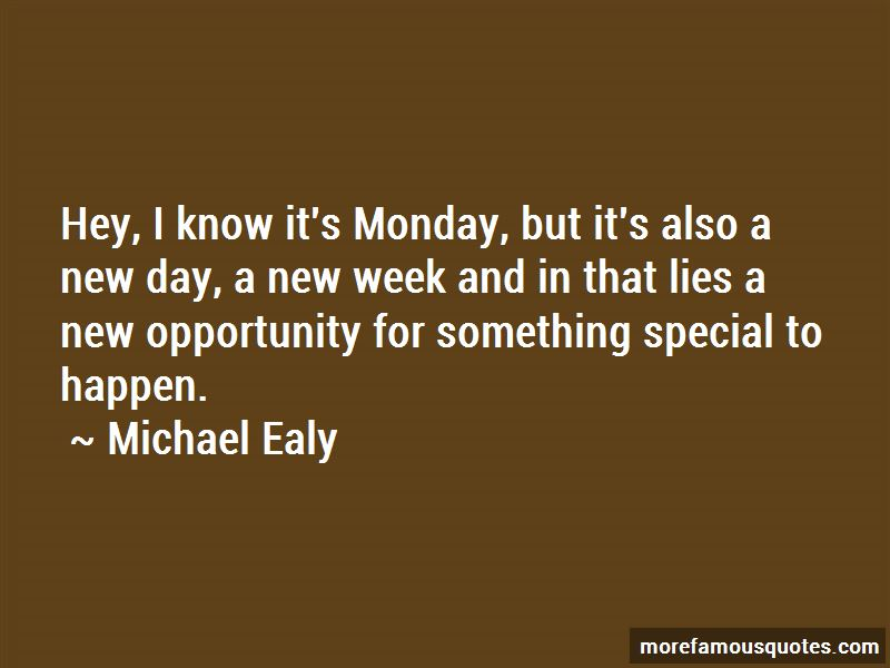 Quotes About A New Week