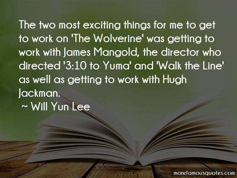 Quotes About Hugh Jackman