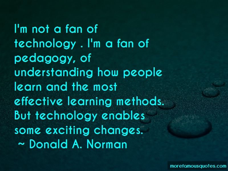 Quotes About Learning Methods