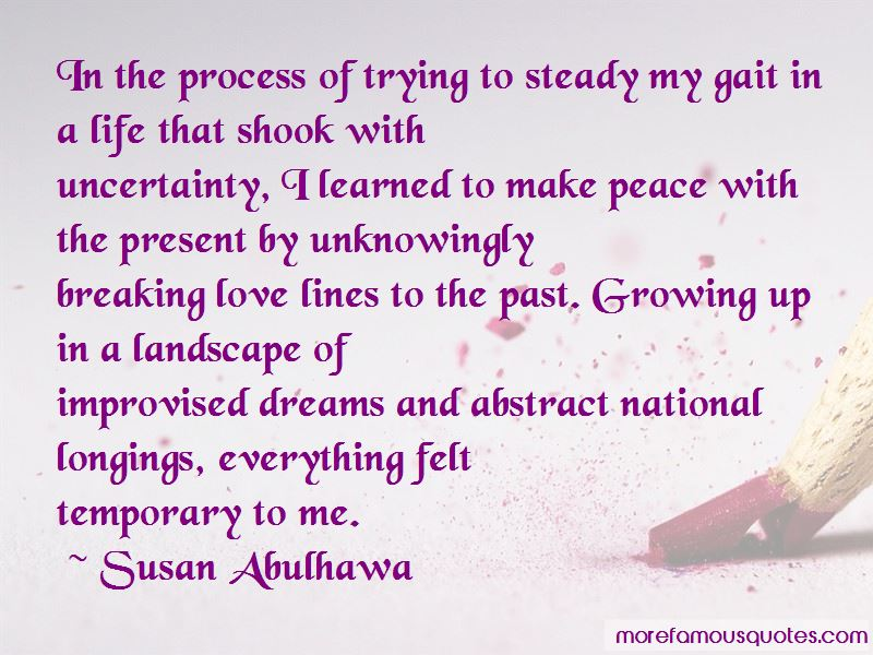 Love Uncertainty Quotes Pictures 3
