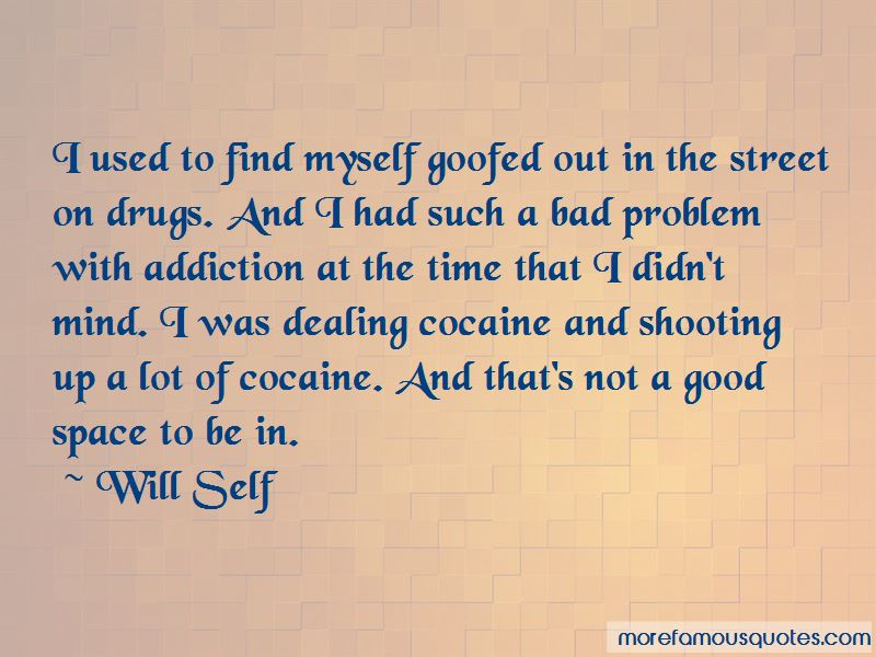 Quotes About Shooting Up Drugs