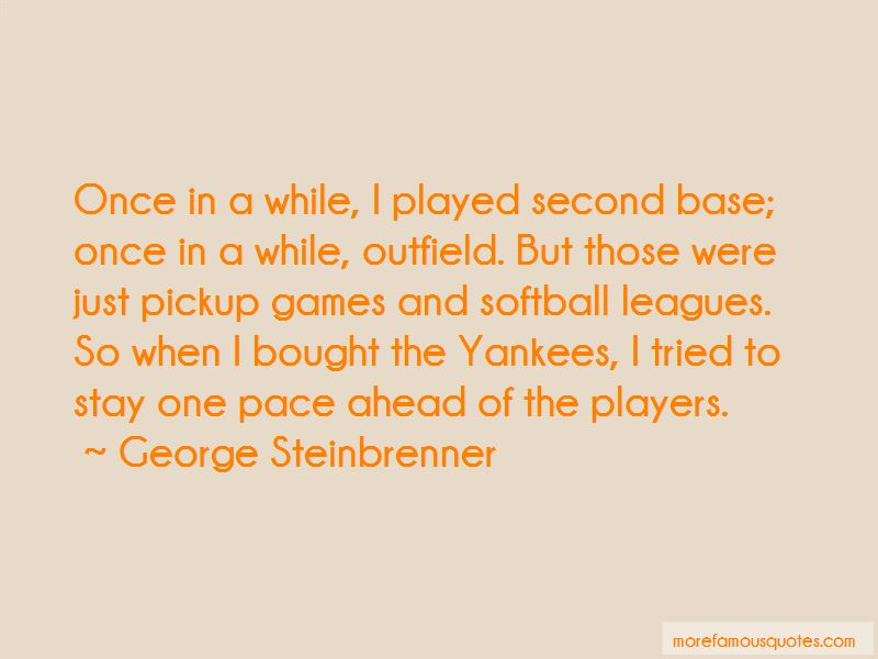 Softball Outfield Quotes Pictures 2