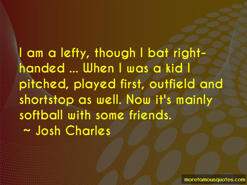 Quotes About Softball Outfield