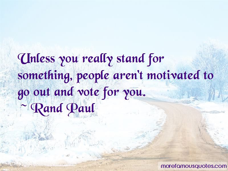 Quotes About Stand For Something