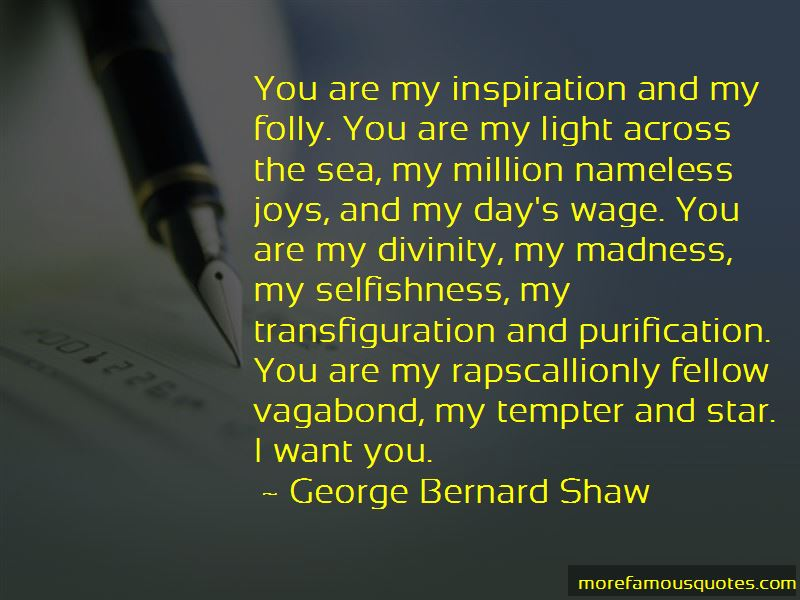 Quotes About You Are My Inspiration