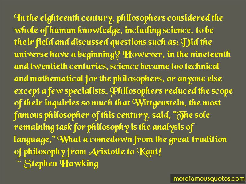 Famous Philosophers And Their Quotes