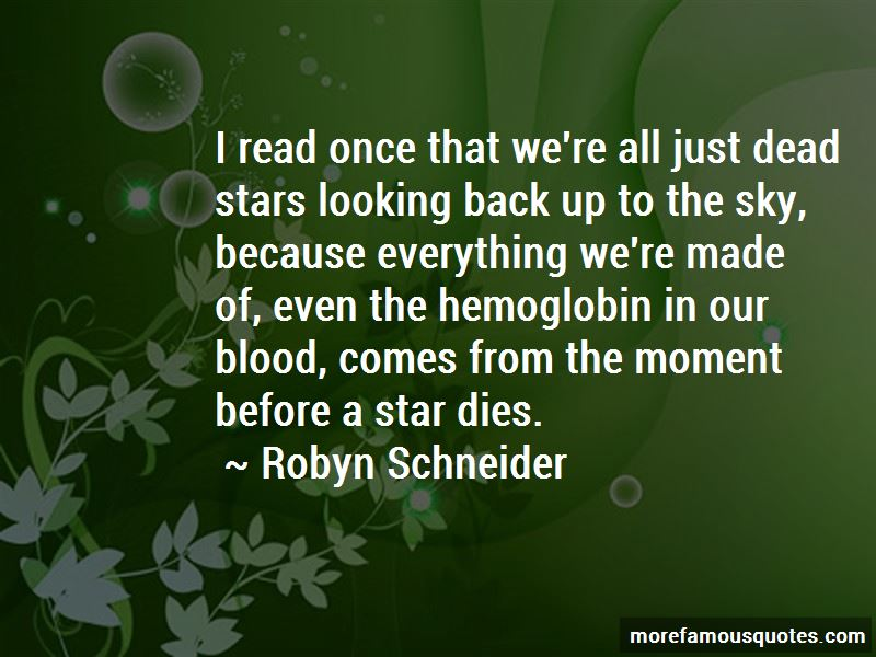 Hemoglobin Quotes Pictures 4