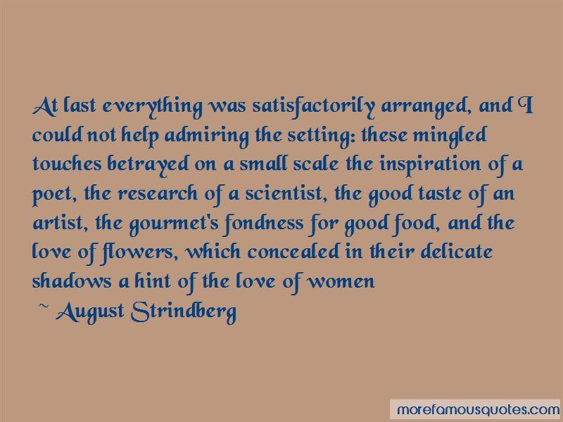 Love Admiring Quotes