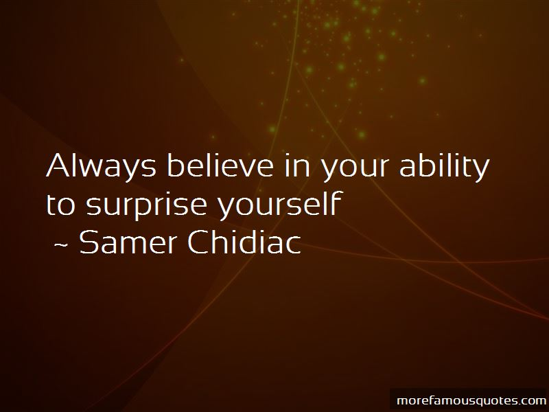 Believe In Your Ability Quotes Pictures 3