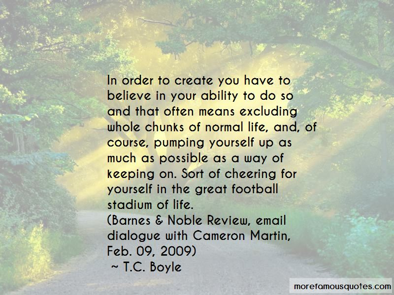 Believe In Your Ability Quotes Pictures 4