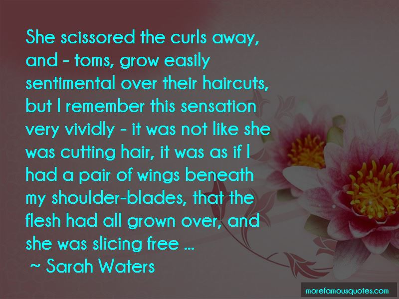 Quotes About Cutting Hair top 31 Cutting Hair quotes from
