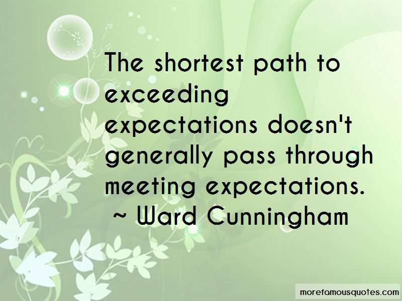 Quotes About Exceeding Expectations
