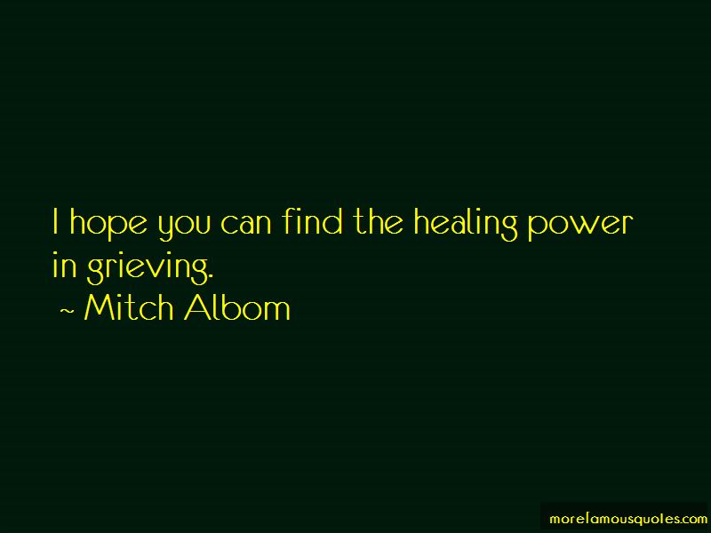 Grieving And Healing Quotes Pictures 2