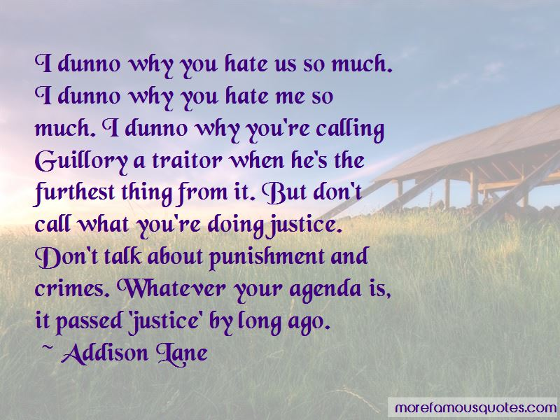 Quotes About Justice And Punishment