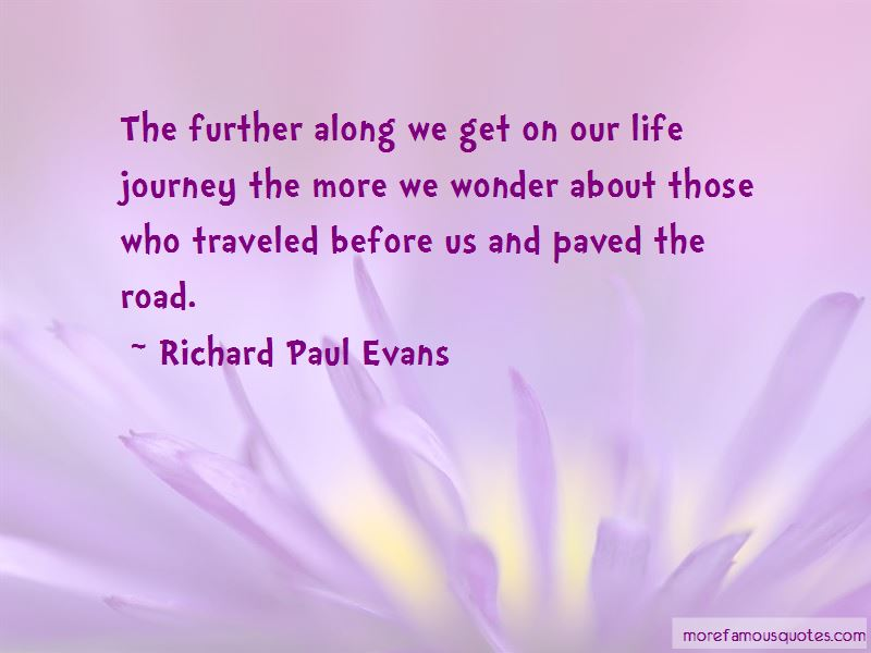 Quotes About Life And Our Journey