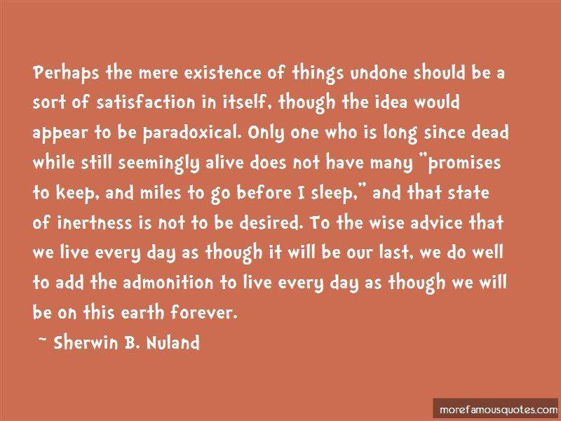 Quotes About Miles To Go