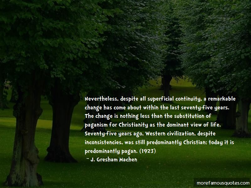 Paganism And Christianity Quotes Pictures 2