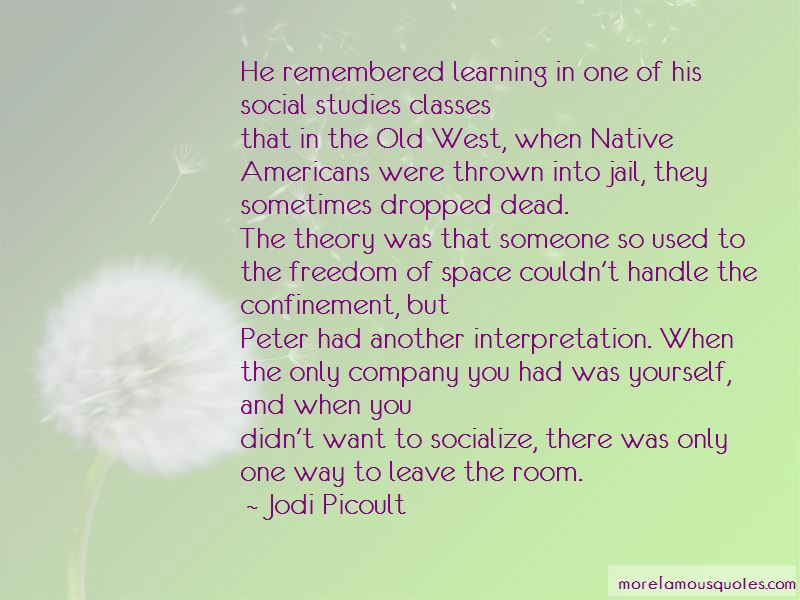 Quotes About Social Learning Theory