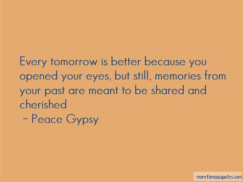 Tomorrow Is Better Quotes