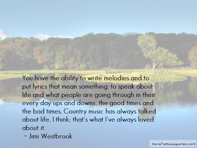 Lyric lyrics country : Country Lyrics About Life Quotes: top 1 quotes about Country ...