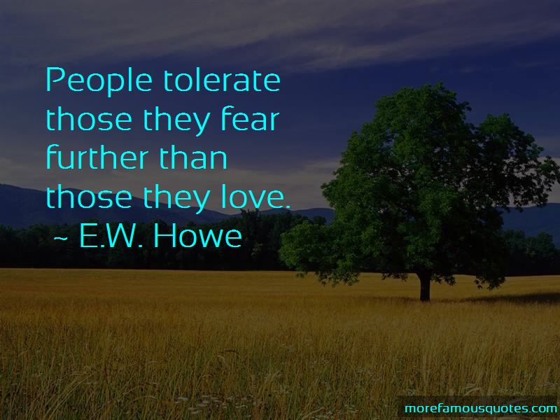 Love Tolerate Quotes Pictures 3