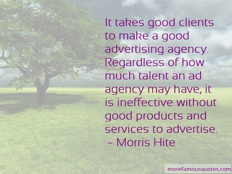 Quotes About Good Clients