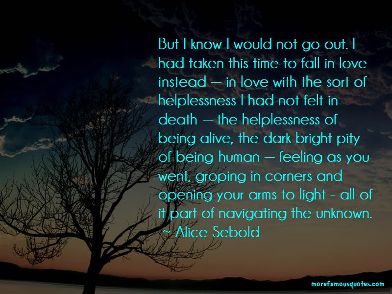 Quotes About Helplessness In Love