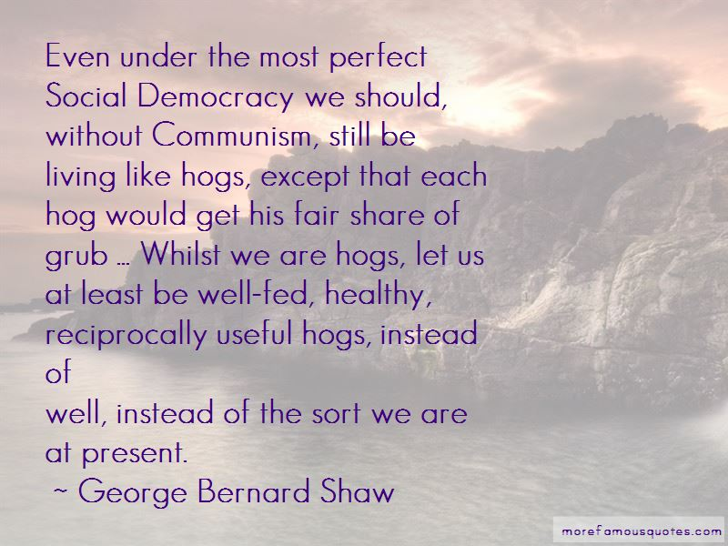 Quotes About Hogs