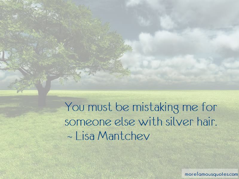 Quotes About Mistaking Someone