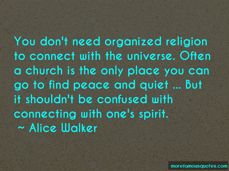 Religion And Peace Quotes Pictures 2