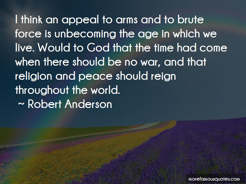 Quotes About Religion And Peace